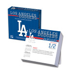 Los Angeles Dodgers 2019 Page-A-Day Box Calendar
