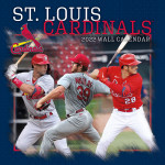 St. Louis Cardinals 2019 Wall Calendar